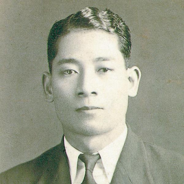 1930年代の安藤百福さん